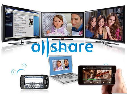What is Allshare Cast Dongle?