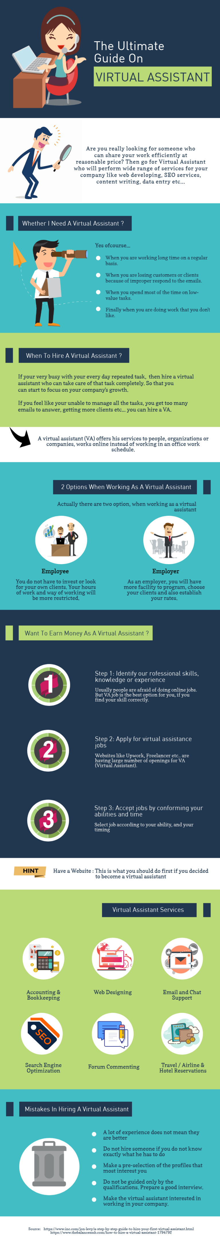 Virtual Assistant For Business in 2019