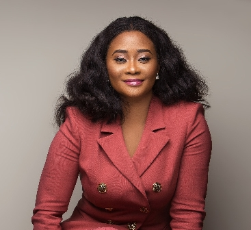 Ghana's Corporate Female Icon Angela Kyerematen-Jimoh of IBM Takes a Bow