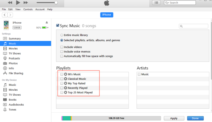 How to Add Playlist to iPhone