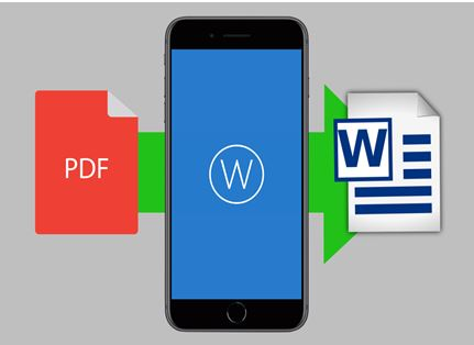 PDF to Word Converter – Get Your Work Done On The Go