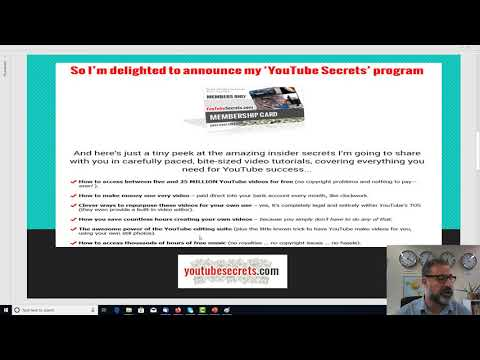 Make Money from YouTube with No Website – Review