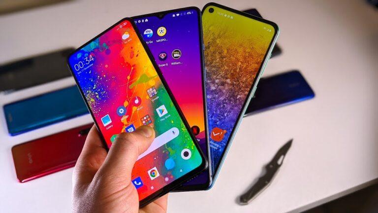 Top 5 Smartphones To Buy In 2020