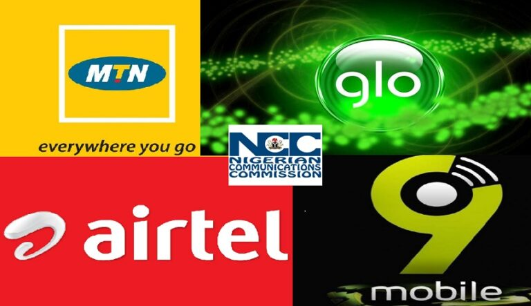 How To Link Your Glo, 9mobile , MTN ,Airtel Lines to NIN