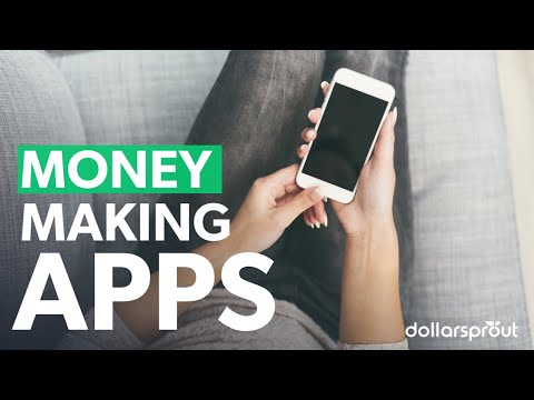 Install these 5 apps on your smart phone and get paid in dollars.