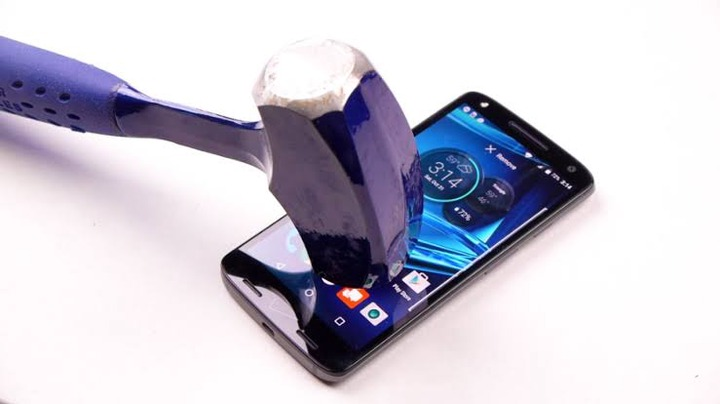 Here Are 5 Smartphones You Can't break